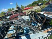 1963 Dodge Dart Convertible Top Frame Only Oem