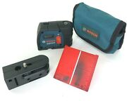 Bosch 100 Ft. 5- Point Self-leveling Alignment Laser Level Gpl5s 2