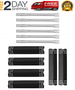 New Heat Plate Shields Flame Tamers Pipe Burner Tubes For Nexgrill 720-0882a