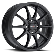 17 X7 Wheels 4 Rims For 4x100 Chevy Spark 2013 2014 2015 2016 2017 2018 2019