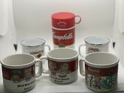 Campbell Soup Collectibles Vintage Lot Of 6