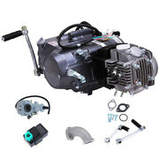 125cc Engine Motor Motorcycle Clutch Dirt Pit Bike Single Cylinder Air-cooled