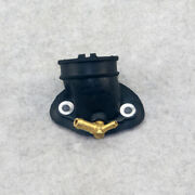 Air Intake Manifold Pipe Inlet Carburetor Connector Adapter For Piaggio Fly125