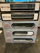 Williams New York Central Classic Madison Style Cars 2 Tone Grey 0/27 Gauge