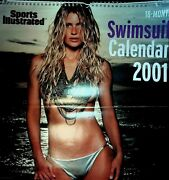 Sports Illustrated 2001 Eighteen Month Swimsuit Calendar Large 090121weecal