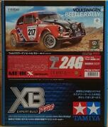 Tamiya Electric Rc Car Volkswagen Beetle Rally Mf-01x Chassis