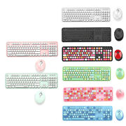 Mini Lovely Typewriter Usb Wireless Keyboard With Mouse Set For Girls