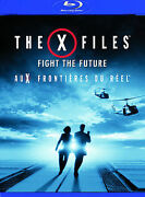 X-files-fight The Future Br-dvd/ws-2.40/eng-fr-sp Sub/dub/sac By