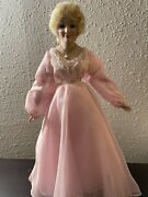 Mary Kay Ash Anniversary 1988 Collectors Porcelain Doll New Authentic