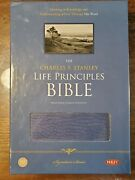The Charles F. Stanley Life Principles Bible By Thomas Nelson Publishing Staff …