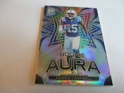 2019 Panini Spectra Silver Prizm Rookie Parris Campbell Card Ra-15 Serial 2/4