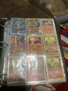 Howl Page Of Charzard/charmanders
