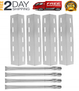 New Bbqration Replacement Repair Kit For Nexgrill 720-0133 Stainless Steel 4-pa