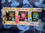 Pop Ad Icons Cereal Monsters 3 Pack Count Chocula Franken And Boo Berry Funko