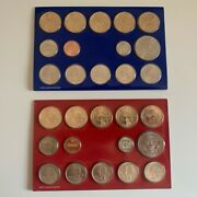 2008 United States Mint Uncirculated Philadelphia P And Denver D 28 Coin Set