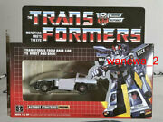 New Transformers G1 Autobot Prowl Reissue Action Figure Toys