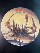 Scorpions=lonesome Crow=picture Disk=hmi Pd2=heavy Metal Ww=made In Uk=1982