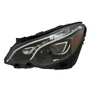 Mb2502233 New Replacment Driver Side Headlight Assembly