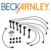 Beck Arnley 175-6040 Spark Plug Wire Set - Ignition Plugs Coils Nb