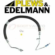 Edelmann Power Steering Pressure Line Hose For 1997-1999 Acura Cl - Assembly Zm