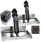 Bennett Marine 12x9 Sport Tab System With One Box Indication