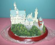 Classic Neuschwanstein Castle Lenox Great Castles Of The World Collection 1993
