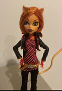 Toralei Monster High Doll First Wave