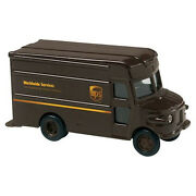Ups Diecast Replica P-600 Delivery Toy Truck Scale 155