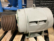 Reliance Electric Company A/c Motor 75hp, 230/460volts, 184/92amps 6 Cycles