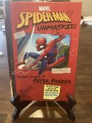 Spiderman Unmasked Booked