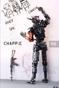 Chappie 1/6 Figure Limited Edition Hot Toys Chappie 1/6 Figure Good One Ms13