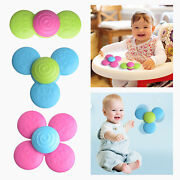 3pcs New Spinning Top Table Game Traditional Educational Infant Baby Sucker