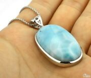 1.5 Larimar Carved Crystal Necklaces And Pendants 309