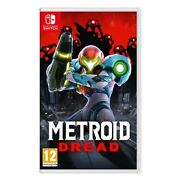 Metroid Dread Switch - In Stock Now-
