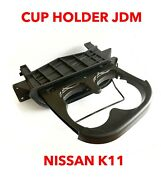 Rare Jdm Cup Holder Nissan Micra March K11