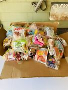 Vintage Happy Meal Toy Lot Of 169