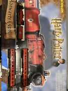 Bachman Complete And Ready To Run Ho/oo Scale Harry Potter Train Set