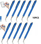 10x Fine Point Capacitive Stylus Pen Universal Touch Screen Precision Stylus