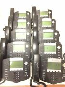 16 X Polycom Ip550 Digital Telephone With Power Adapter - Screen Has Marks