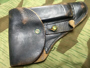 Original Wwii German Ppk And Small Pistol Holster 1934 Waa Proofed 3