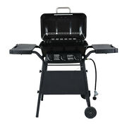 Great Barbecue Party With Expert Grill 3 Burner 27000 Btu Gas Grill Black