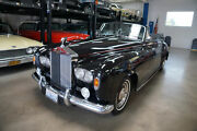 1965 Rolls-royce Silver Cloud Iii Drophead Coupe Convertible 23994 Miles V8 Automaticconvertible