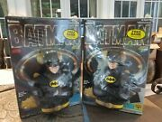 2 Boxes Of Ralston Batman Cereal With Free Bank Sealed Never Opened