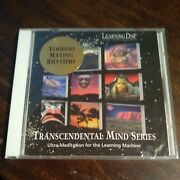 Voodoo Mating Rhythms New Zygon The Learning Machine Cd Disc Transcendental Mind
