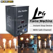Special Effects Fire Machine Big Flame Dmx 512 Lpg Flame Projector