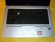 Hp G62 Intel Core I3-225m 2.13ghz 4gb Ram Laptop No Hdd For Parts Or Repair