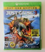 Just Cause Day One Edition Dlc North American Version Xbox Series