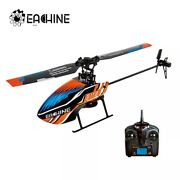 E119 2.4g 4ch 6-axis 4ch Flybarless Rc Helicopter Rtf Optional Mode Throttle