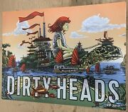 Music Posters Dirty Heads Vip Tour 2017