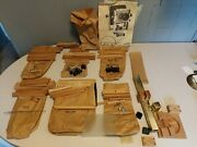 4x5 Bender View Camera Kit Unassembled W/box And Instructions Free Shipping